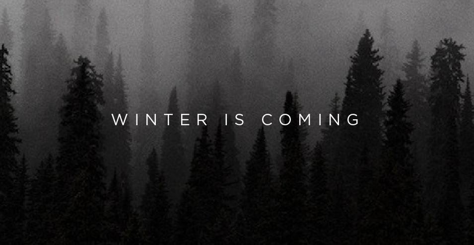 Winter is coming… (y cómo afecta a nuestros mayores)