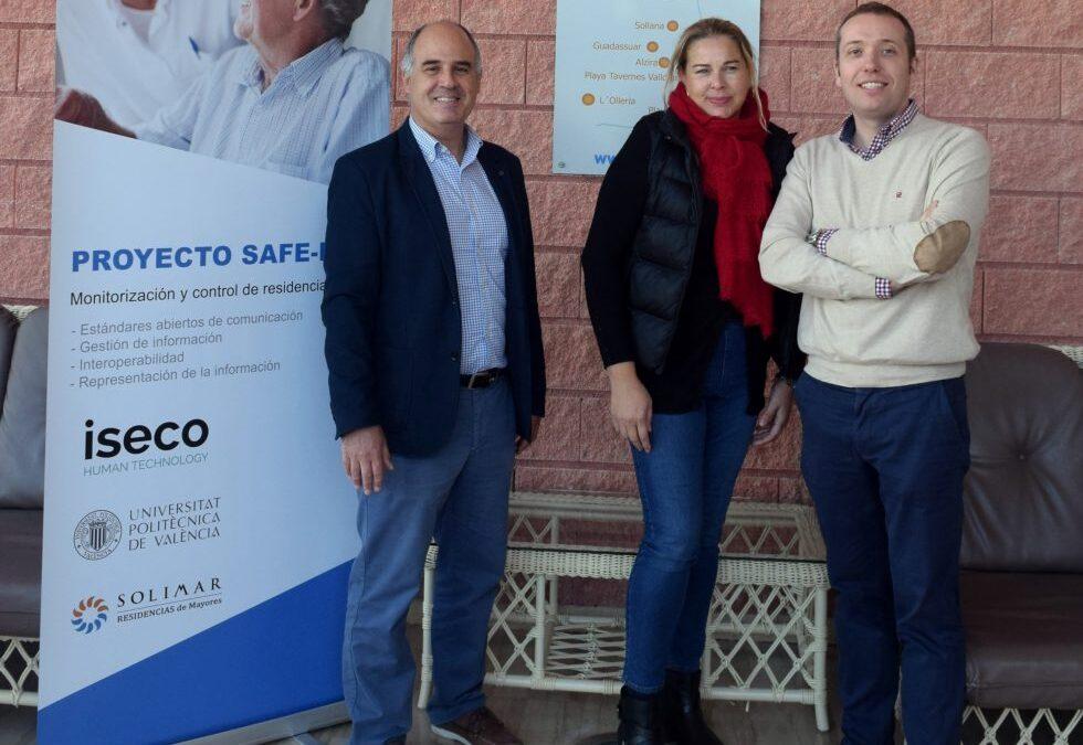 Iseco implementa la tecnología para la residencia segura del futuro