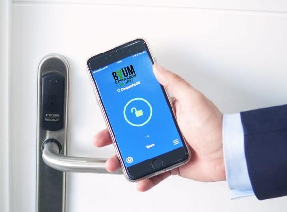 Baum incorpora tecnología inteligente de control de accesos en sus nuevas instalaciones
