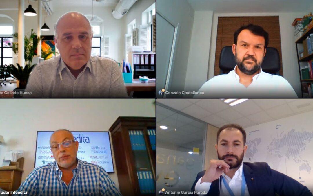 Vicente Collado: «La digitalización mejora la eficiencia de los procesos en los centros residenciales»